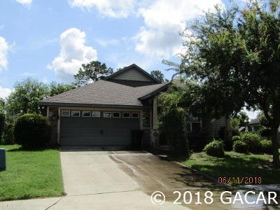 Newberry Single Family Home For Sale: 2757 NW 143rd Way