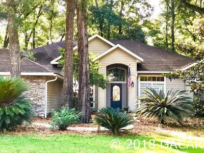 Gainesville FL Single Family Home For Sale: $394,000