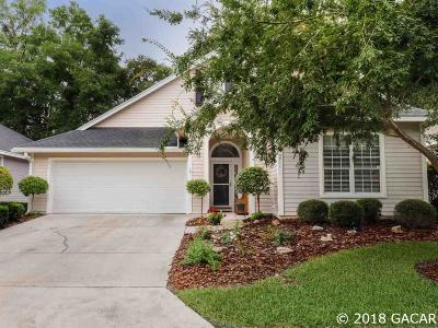 Gainesville Single Family Home For Sale: 3711 SW 98th Boulevard