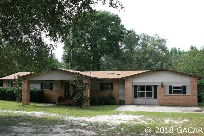 Gainesville FL Single Family Home For Sale: $248,800