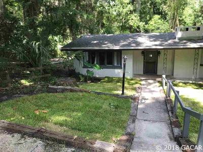 Gainesville Single Family Home For Sale: 306 NW 27th Terrace