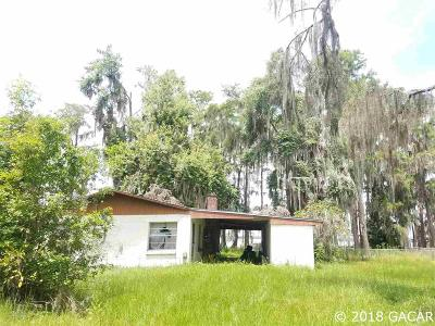 Melrose Single Family Home For Sale: 1426 SE 5th Avenue