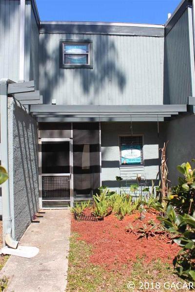 Gainesville FL Condo/Townhouse For Sale: $55,000