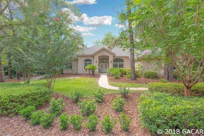 Gainesville FL Single Family Home For Sale: $675,000
