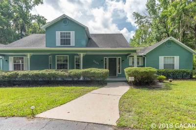 Gainesville FL Single Family Home For Sale: $399,900