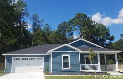 High Springs Single Family Home For Sale: 20102 NW 249th Street