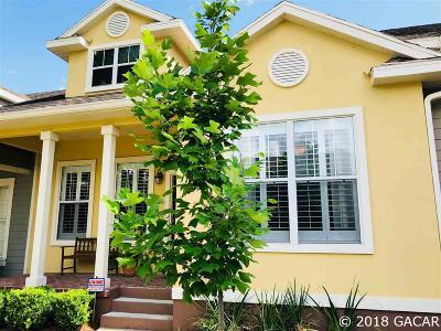 Gainesville Condo/Townhouse For Sale: 7671 SW 25th Avenue