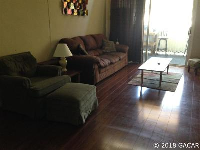 Gainesville Condo/Townhouse For Sale: 605 SW 75th Street #205