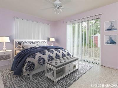 Gainesville Single Family Home For Sale: 2020 NE 9th Street