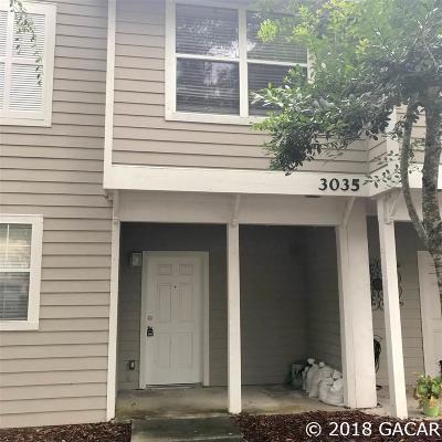 Gainesville Condo/Townhouse For Sale: 3035 SW Archer Road