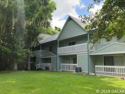 Gainesville FL Condo/Townhouse For Sale: $90,000