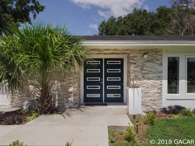Gainesville Single Family Home For Sale: 1420 NW 46 Street