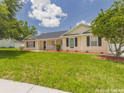Alachua Single Family Home For Sale: 14624 NW 150th Lane