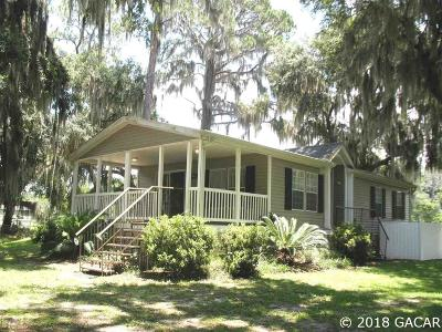 Hawthorne Single Family Home For Sale: 15246 SE US Hwy 301