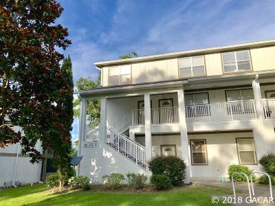 Gainesville Condo/Townhouse For Sale: 6519 W Newberry Road #B5