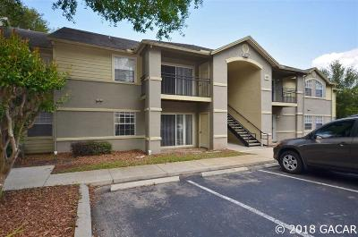 Gainesville Condo/Townhouse For Sale: 3705 SW 27th Street #916