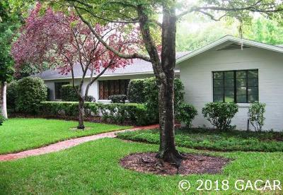 Gainesville FL Single Family Home For Sale: $439,900