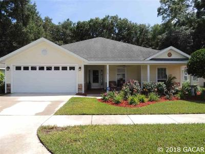 High Springs Single Family Home For Sale: 19389 NW 164th Road
