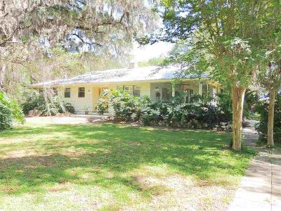 Newberry Single Family Home For Sale: 4030 SE 80th Ave