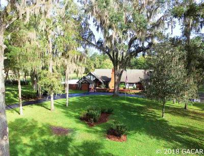 Ocala Single Family Home For Sale: 8377 NW 43RD LANE