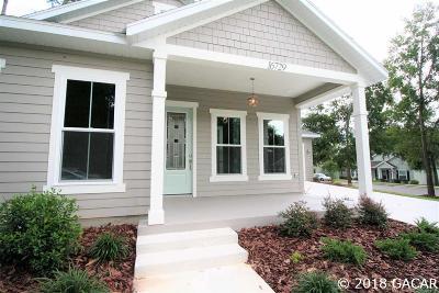 Alachua Single Family Home For Sale: 16729 NW 168th Terrace