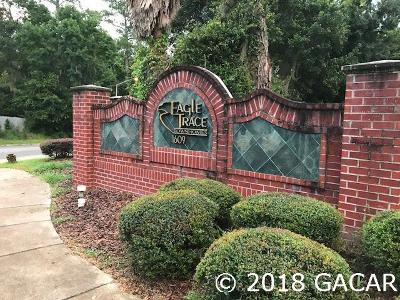 Gainesville FL Condo/Townhouse For Sale: $137,500