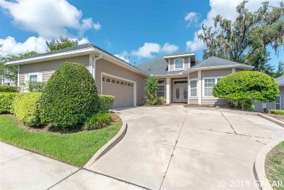 Gainesville Single Family Home For Sale: 3476 SW 73rd Way