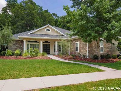 Gainesville Single Family Home For Sale: 155 SW 118th Terrace