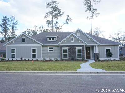 Gainesville Single Family Home For Sale: 10975 NW 20TH Avenue