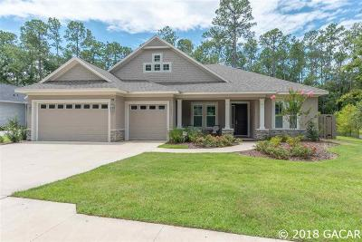 Gainesville Single Family Home For Sale: 11362 SW 36th Road