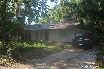 Gainesville Condo/Townhouse For Sale: 3241 SE 22 Place
