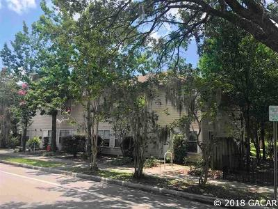 Gainesville Multi Family Home For Sale: 1017 SW 1st Avenue #1-6