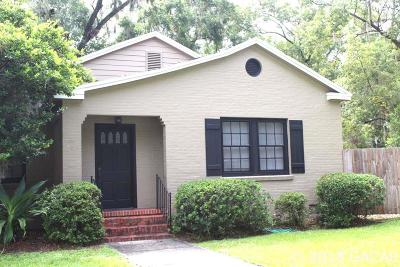 Gainesville Single Family Home For Sale: 213 NW 20th Terrace