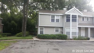 Gainesville Condo/Townhouse For Sale: 2303 SW 73rd Terrace