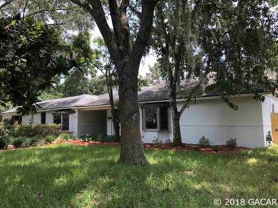 Gainesville Single Family Home For Sale: 2031 NW 8th Place