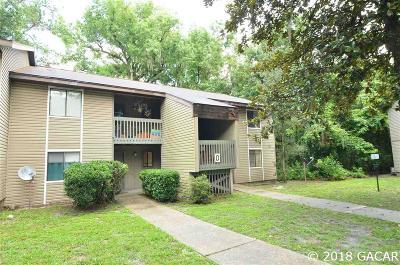 Gainesville Condo/Townhouse For Sale: 81 SE 16th Avenue #D 201