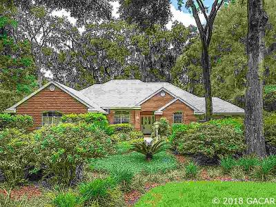Gainesville Single Family Home For Sale: 8926 SW 44th Lane