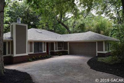 Gainesville Single Family Home For Sale: 9225 SW 1ST Place