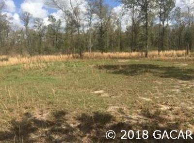 Alachua Residential Lots & Land For Sale: TBD NW 131st Avenue