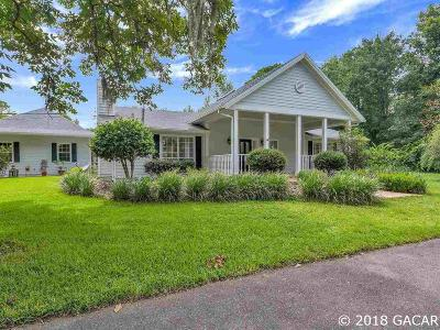 Gainesville Single Family Home For Sale: 6202 SW 91 Street