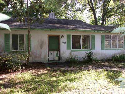 Gainesville Single Family Home For Sale: 1040 NE 8 Avenue