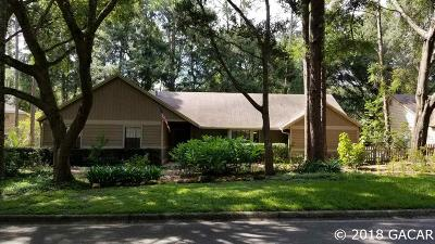 Gainesville Single Family Home For Sale: 7930 SW 47th Court