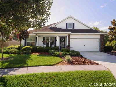 Gainesville Single Family Home For Sale: 7921 SW 84TH Way