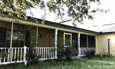 Dunnellon Single Family Home For Sale: 13931 SE 85th Place
