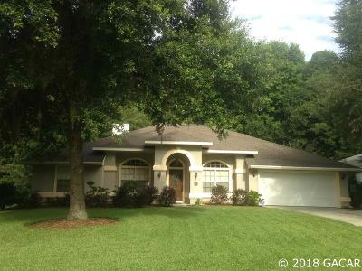Gainesville Single Family Home For Sale: 1118 NW 106 Street