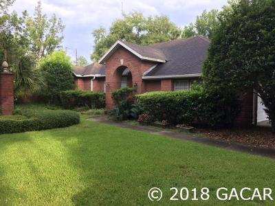 Gainesville Single Family Home For Sale: 4307 NW 58 Avenue