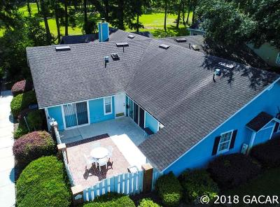 Gainesville Condo/Townhouse For Sale: 3527 NW 104th Dr. Drive