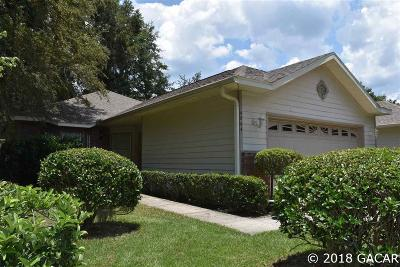 Gainesville Single Family Home For Sale: 4864 NW 75 Road