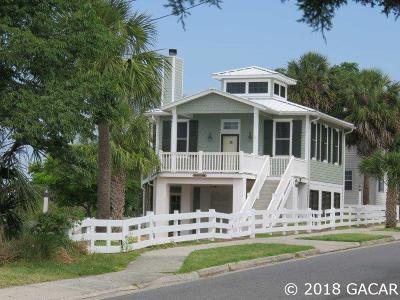 Cedar Key Single Family Home For Sale: 5030 G Street