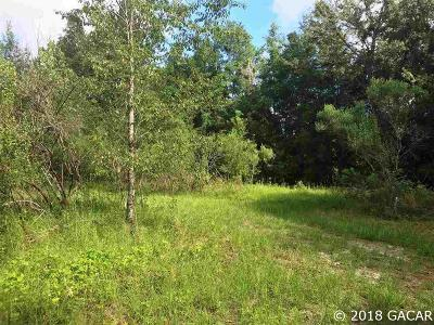 Alachua Residential Lots & Land For Sale: 17523 NW 46 Avenue